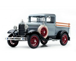 1931 FORD MODEL A PICKUP FRENCH GRAY - SUNSTAR