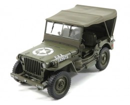1/4 TON US ARMY TRUCK 1941 - WELLY