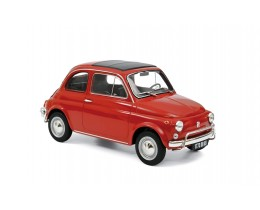 1968 FIAT 500 L CORRALLO RED L.E. 500 PCS- NOREV