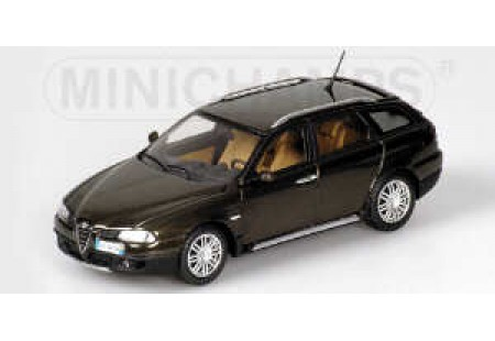 ALFA ROMEO CROSSWAGON - MINICHAMPS ESCALA 1:43